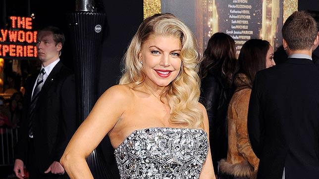 Fergie New Years Eve Premiere