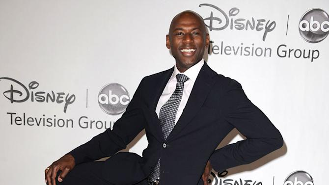 """""""No Ordinary Family's"""" Romany Malco arrives at the Disney/ABC Television 2010 TCA Summer Press Tour on August 1, 2010 in Beverly Hills, California."""