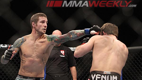 Eddie Wineland vs. Johnny Eduardo Added to UFC Fight Night 40 Card in Cincinnati