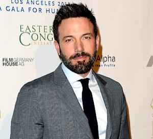 "Ben Affleck on Having More Kids: ""Three Is Good! That's Enough!"""