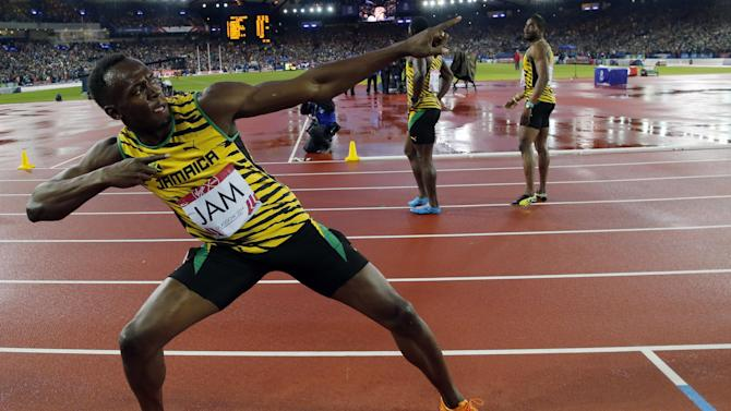 Athletics - Usain Bolt: Cutting 200m from Olympics a 'ridiculous' idea