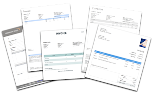 WinWeb Review – The Future of Business image invoices screenshot