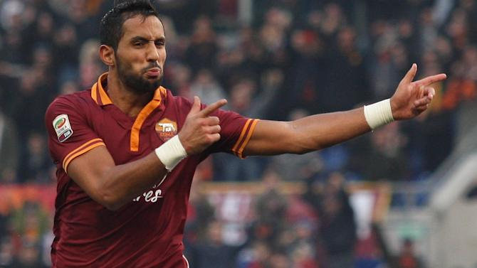 Bundesliga - Morocco defender Benatia completes move to Bayern from Roma