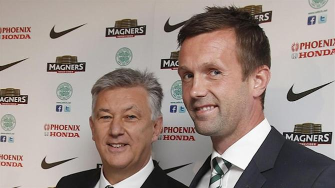 Scottish Premiership - Celtic chief executive Peter Lawwell: Ronny Deila appointment was a risk