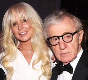 """Woody Allen: Lindsay Lohan Is a """"Very Talented Girl"""""""