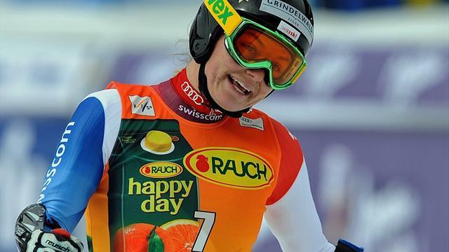 Alpine Skiing - Schild retires from racing because of back problem