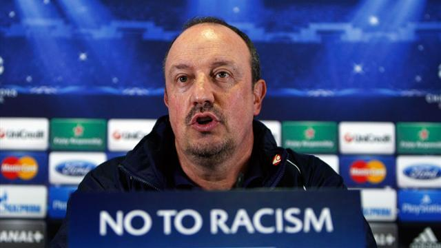 Serie A - Benitez has 'respect' for Dortmund