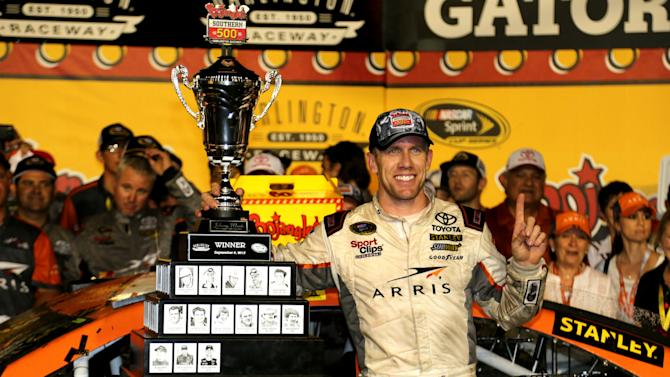 Darlington: Complete schedule, times, TV info for Bojangles' Southern 500
