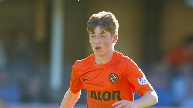 Scottish Football - Dundee United maintain European hopes