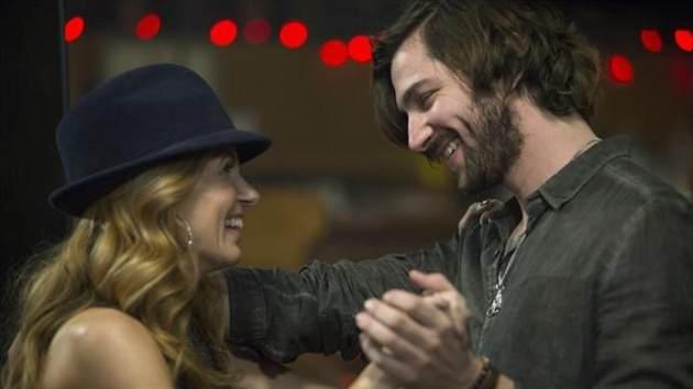 Rayna plays with a little fire, dancing with Liam at a bar after a show, in ABC's 'Nashville' -- ABC