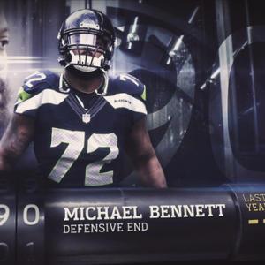 'Top 100 Players of 2015': No. 90 Michael Bennett