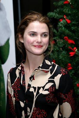 Premiere: Keri Russell at the New York premiere of New Line's Elf - 11/2/2003