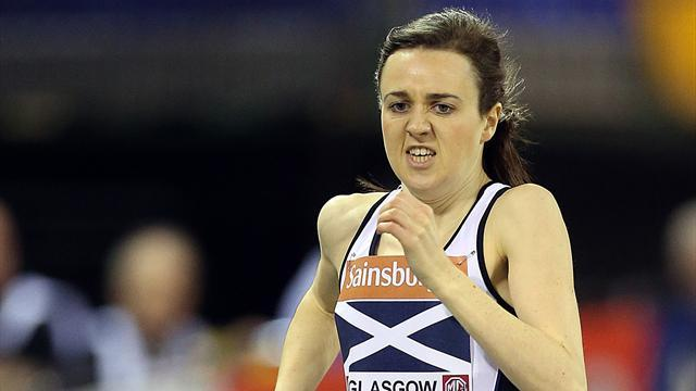 Athletics - Muir amazed at 1500m win