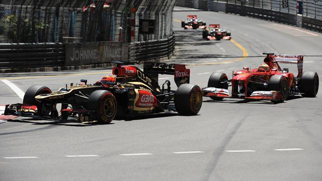 Formula 1 - Ferrari: Slump not down to tyres