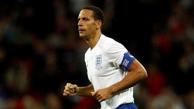 World Cup - Fergie: Rio may pull out of England squad