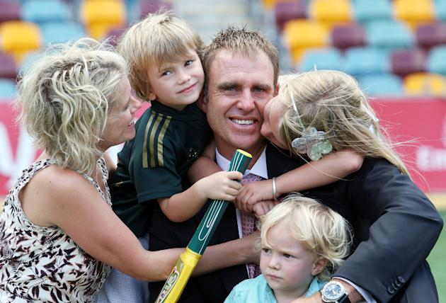 Matthew Hayden Announces Retirement From International Cricket