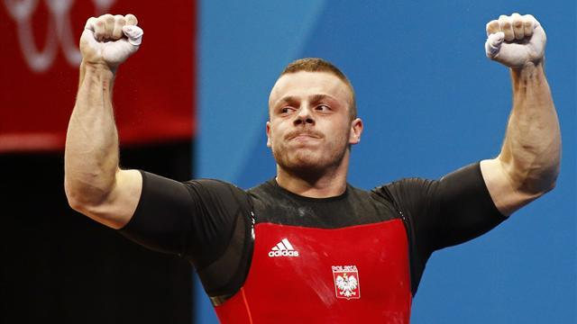 Zielinski brings Olympic gold to Poland