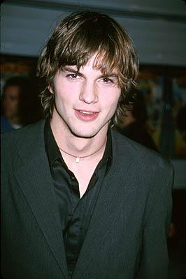 Ashton Kutcher at the Los Angeles premiere of 20th Century Fox's Dude, Where's My Car?