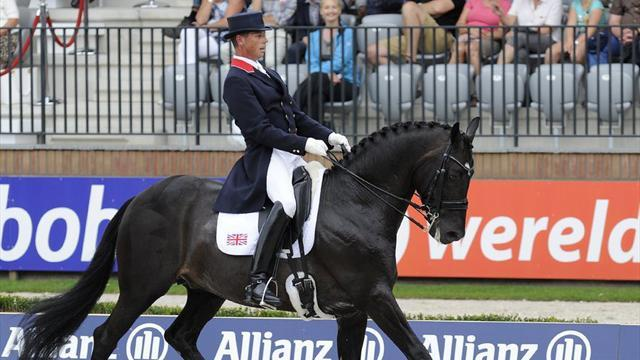 Equestrian - Hester returns with a bang in Vidauban