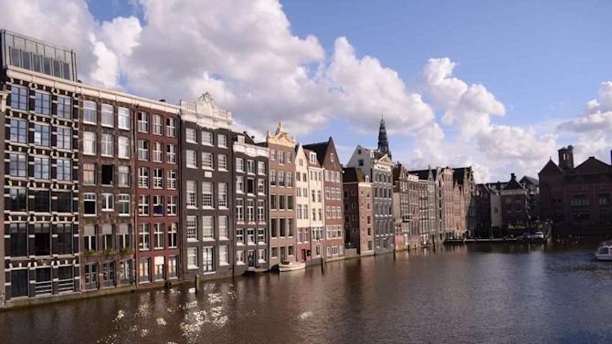 Travel Amsterdam Canals