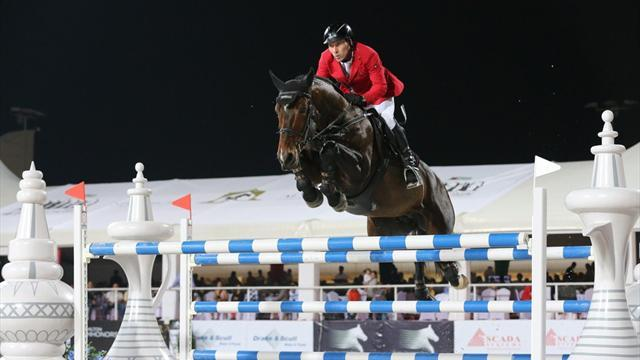 Equestrian - Dreher claims finals spot with win in Bordeaux