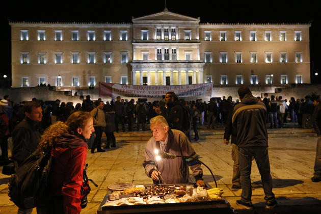 Greece: Budget Crisis and Austerity