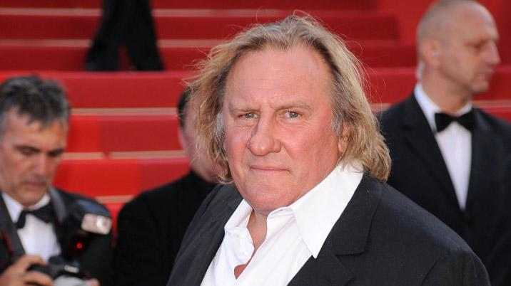 Gerard Depardieu Fair Game Premiererd Cannes Film Festival