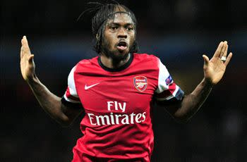 Gervinho: Wenger never had faith in me at Arsenal