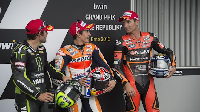 MotoGp of Czech Republic - Qualifying