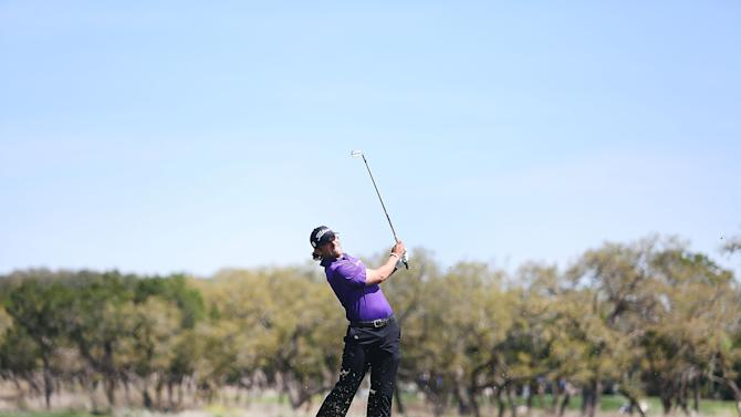 Valero Texas Open - Final Round