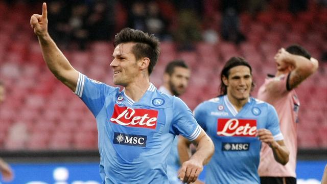 Italian Serie A - Napoli win appeal against two-point match-fixing penalty