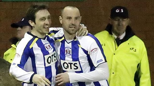 Football - Killie wait goes on