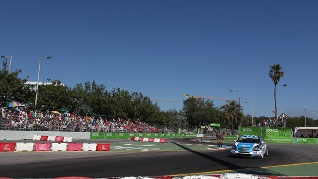 WTCC - Nash wins race two from Huff