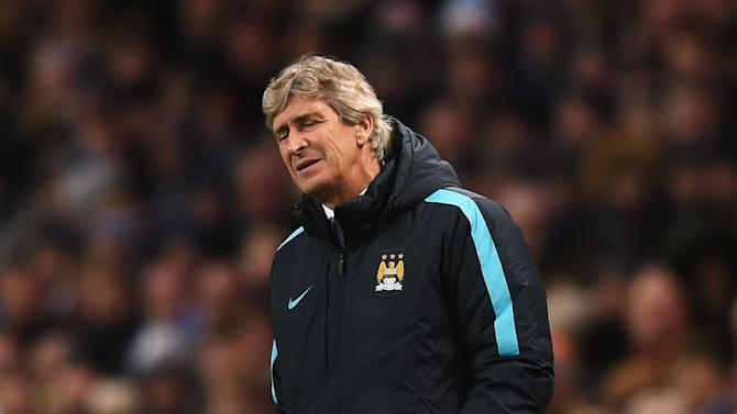 Pellegrini unconcerned by Guardiola rumors
