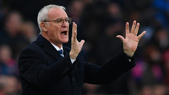 """I want Leicester to play like matadors"" - Ranieri demands fight from under-performing Foxes"