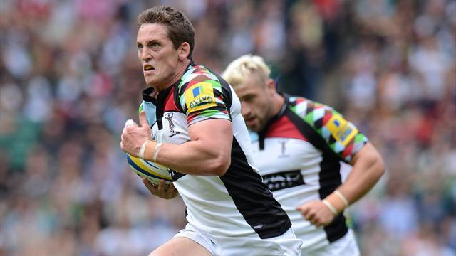 Premiership - Williams commits to Harlequins