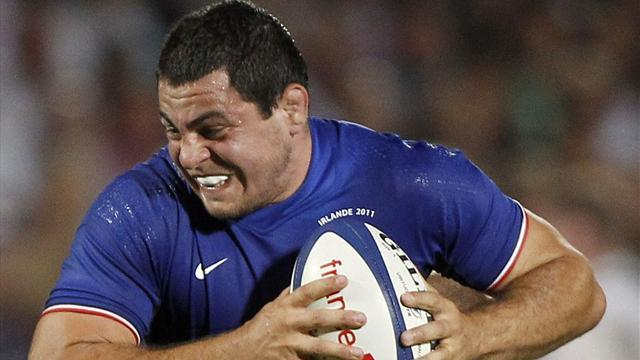 Six Nations - France's Guirado replaces injured Szarzewski
