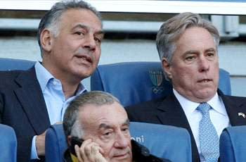 Roma president Pallotta seeking 75 million euro investment