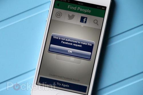 Vine for iPhone Twitter sign-in issues fixed, loses friends with Facebook. Twitter, Apps, Vine, Facebook, iPhone apps 0