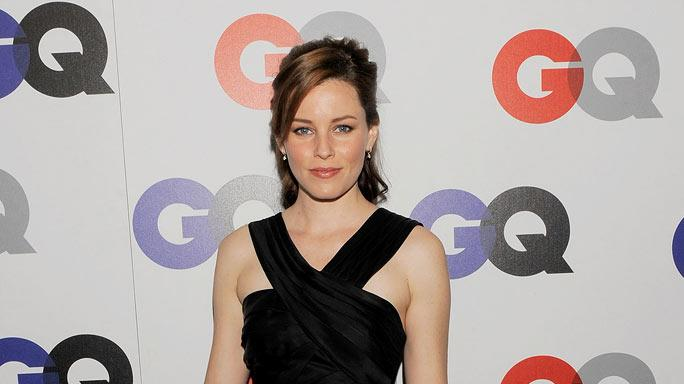 "Elizabeth Banks arrives at the GQ ""Men Of The Year"" held at Chateau Marmont on November 18, 2009 in Hollywood, California."
