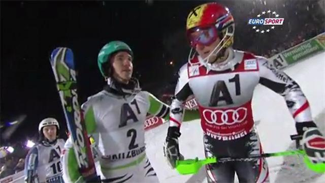 Kitzbühel - Hirscher blows it in agonising fashion in Kitzbuehel