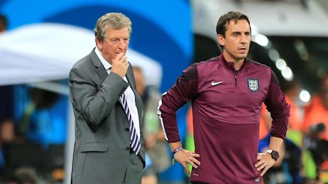 World Cup - Hodgson: Neville could be England manager