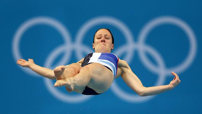 Olympics Day 8 - Diving
