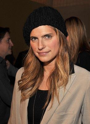 Lake Bell at the Los Angeles premiere of Warner Independent Pictures' Snow Angeles