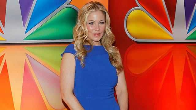 Christina Applegate Ties The Knot!