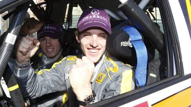 Chardonnet handed home WRC boost