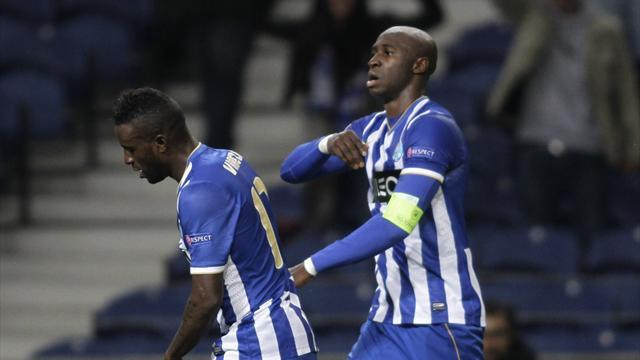 Europa League - Porto overcome Sevilla, Basel put three past Valencia