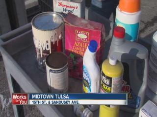 Household Pollutant Collection Event to be held at Tulsa Fairgrounds
