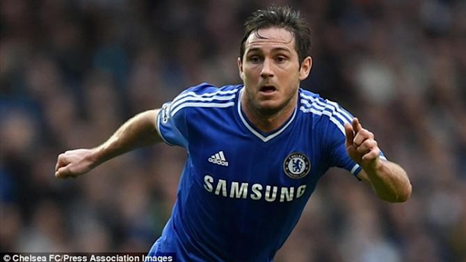 Premier League - Lampard to join Manchester City on loan
