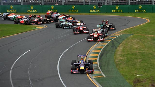 Australian Grand Prix - Australia confident of new deal
